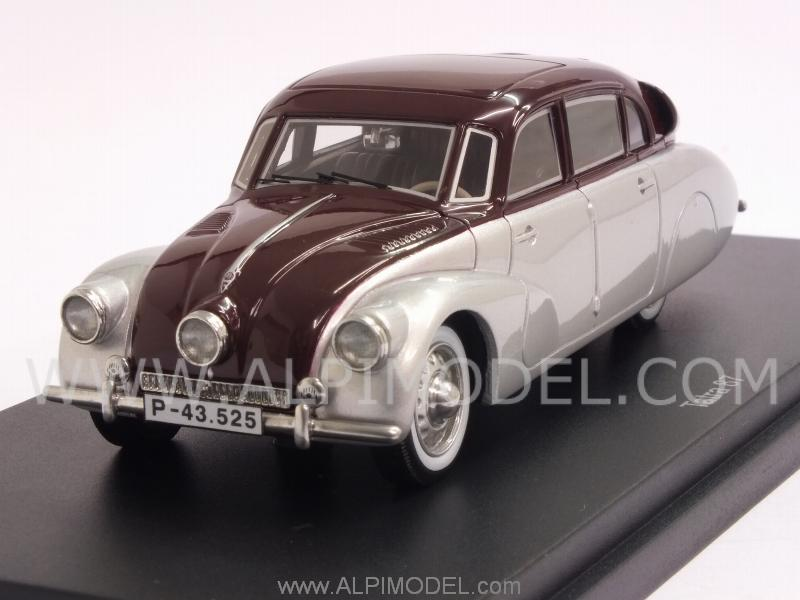 Tatra 87 (Silver/Dark Red) by best-of-show