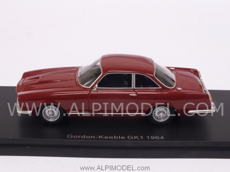 Gordon Keeble GK1 1964 (Red) - best-of-show