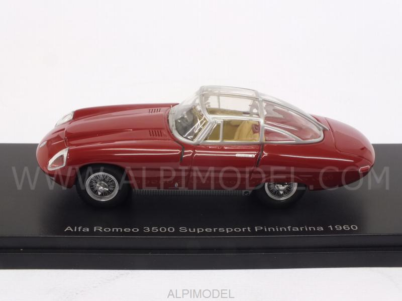 Alfa romeo red 10