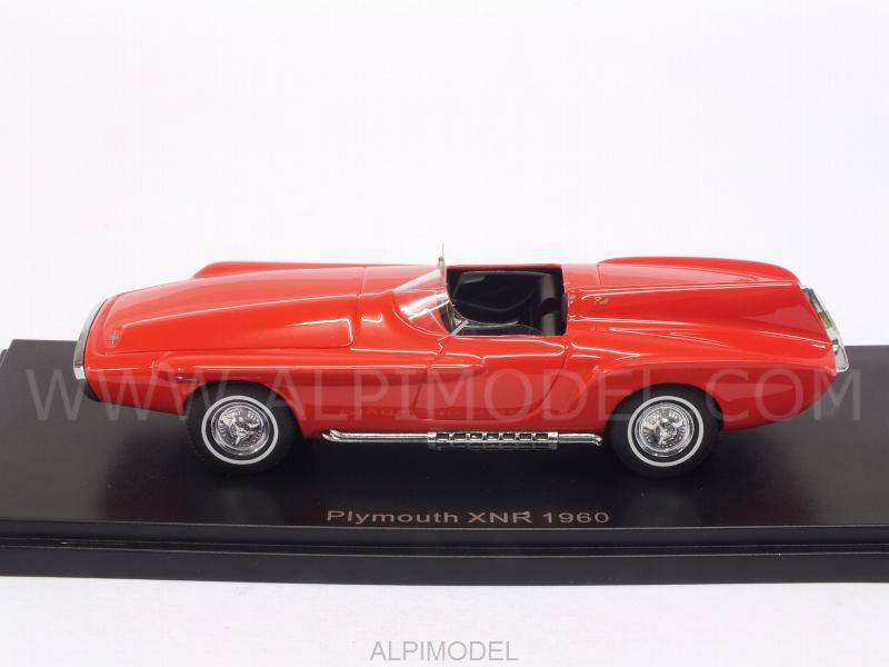 Plymouth XNR 1960 (Red) - best-of-show