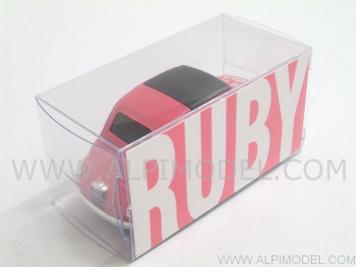 Fiat 500 Brums RUBY Special Edition - brumm