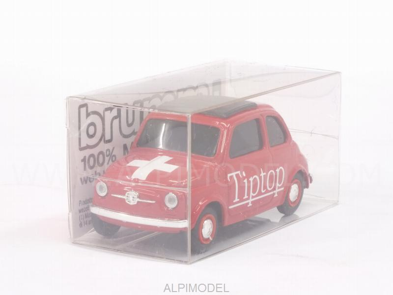Fiat 500 Brums Switzerland Tiptop-Bilux - brumm