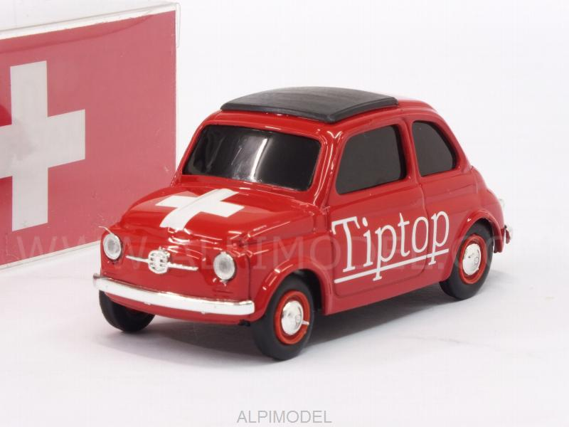 Fiat 500 Brums Switzerland Tiptop-Bilux by brumm