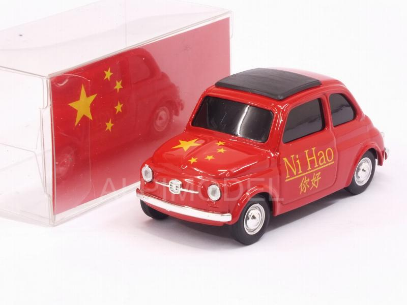 Fiat 500 Brums CHINA Ni Hao - Jiayou by brumm