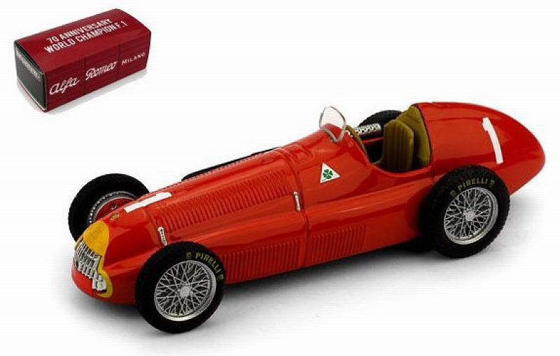 Alfa Romeo 158 #1 GP Great Britain & Europe 1950 Juan Manuel Fangio by brumm