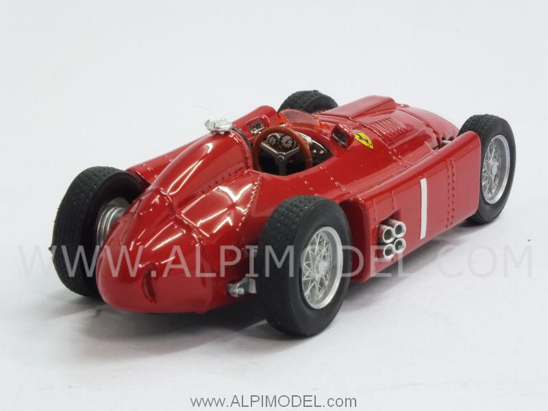 Ferrari D50 Winner GP Great Britain 1956 World Champion Juan Manuel Fangio (Update model 2012) - brumm