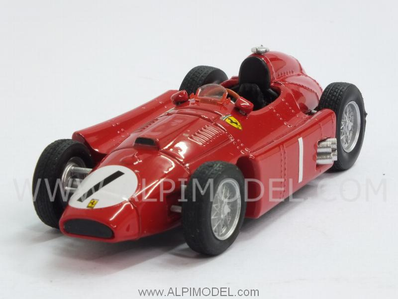 Ferrari D50 Winner GP Great Britain 1956 World Champion Juan Manuel Fangio (Update model 2012) by brumm
