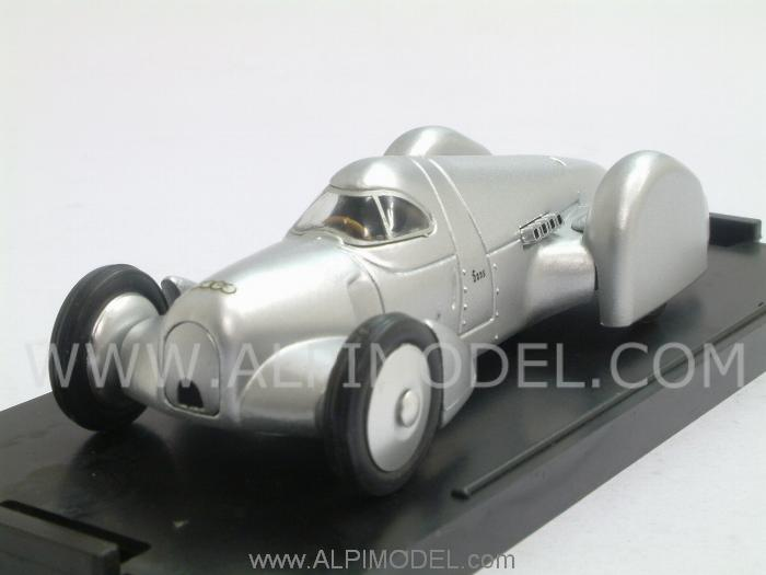 Auto Union Type B Speed Record 320.267 Km/h Autostrada Firenze-Lucca 1935 - Hans Stuck by brumm