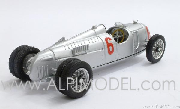 Auto Union 12 cylinders.Twin Wheels 1936 (Updated version) - brumm