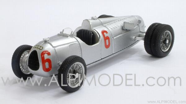 Auto Union 12 cylinders.Twin Wheels 1936 (Updated version) by brumm