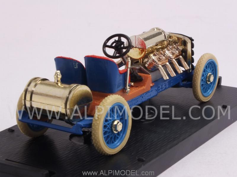 Darracq V8 Speed record 175 Km/h 1905 - brumm