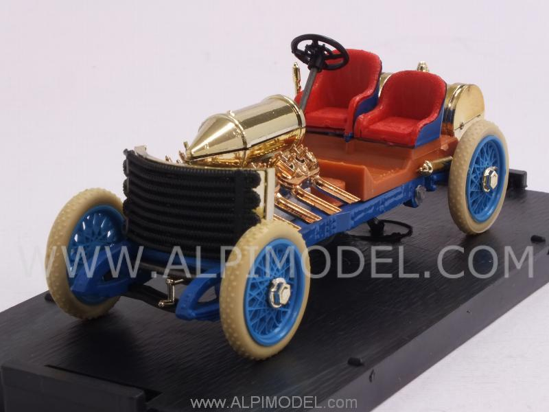 Darracq V8 Speed record 175 Km/h 1905 by brumm