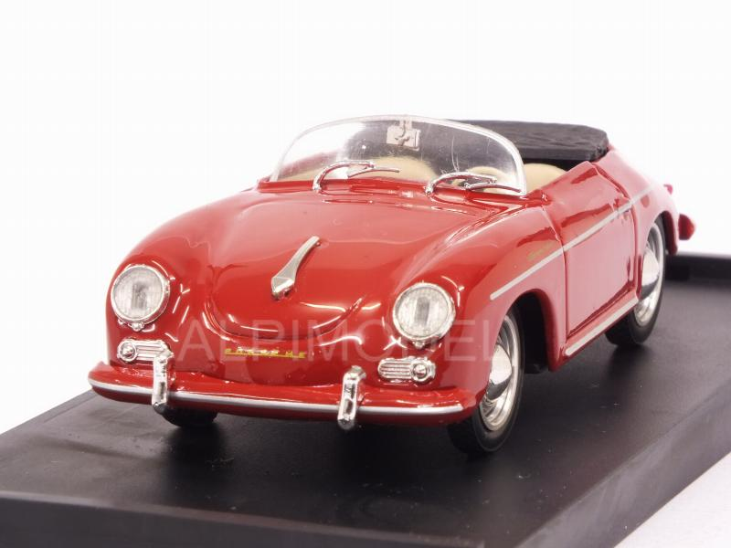 Porsche 356 Speedster 1952 (Rubin Red) by brumm
