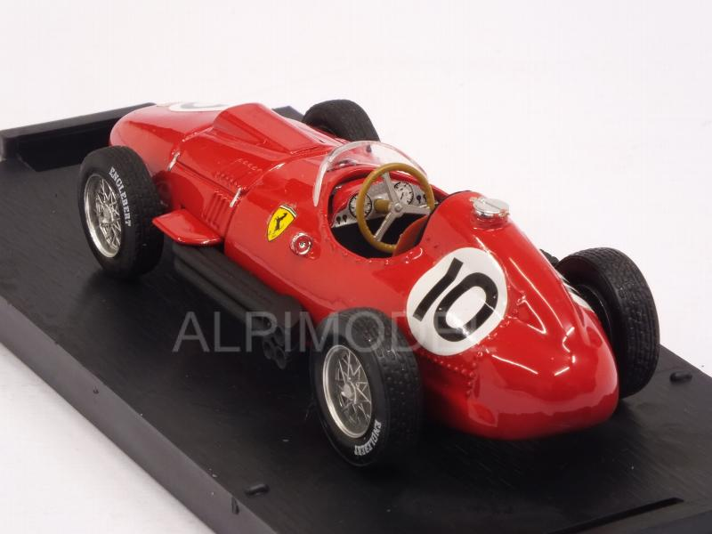 Ferrari 801 #10 Britsh GP 1957 Mike Hawthorn (update model) - brumm