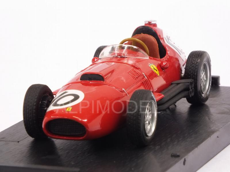 Ferrari 801 #10 Britsh GP 1957 Mike Hawthorn (update model) by brumm