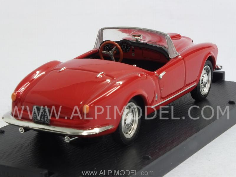 Lancia Aurelia B24 Spider open 1955 (red) - brumm