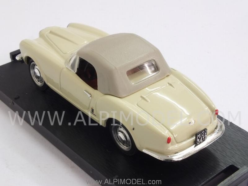 Lancia Aurelia B24 Spider closed 1955 (cream) - brumm