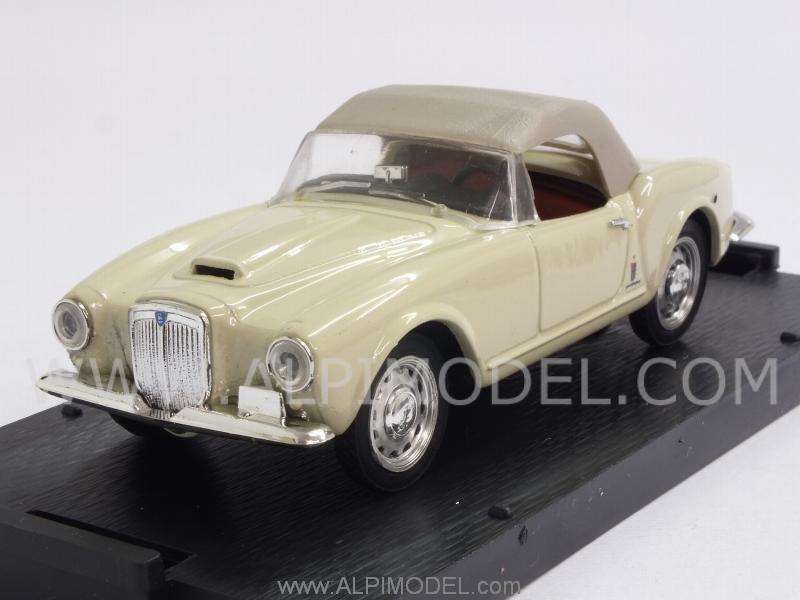 Lancia Aurelia B24 Spider closed 1955 (cream) by brumm