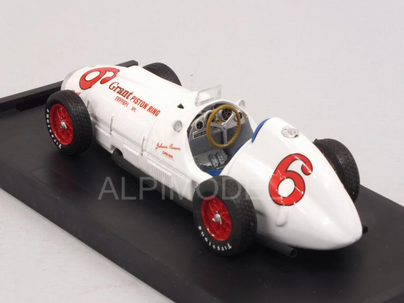Ferrari 375 #6 500 Miles Indianapolis 1952 Johnny Parsons (Update Model) - brumm