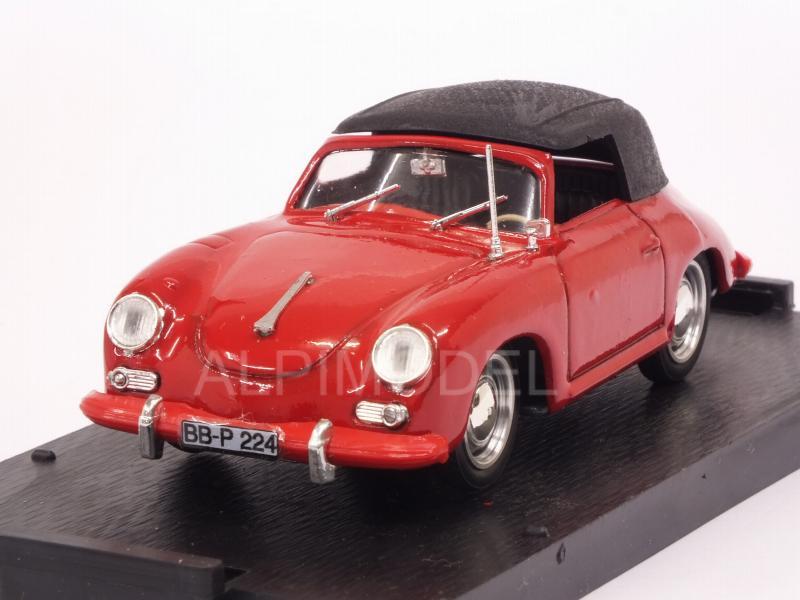 Porsche 356 C Spider closed 1963/1965 by brumm