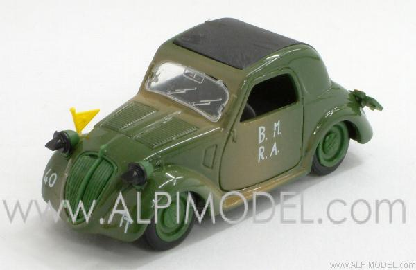 Simca 5 Military D-Day 1944 closed by brumm