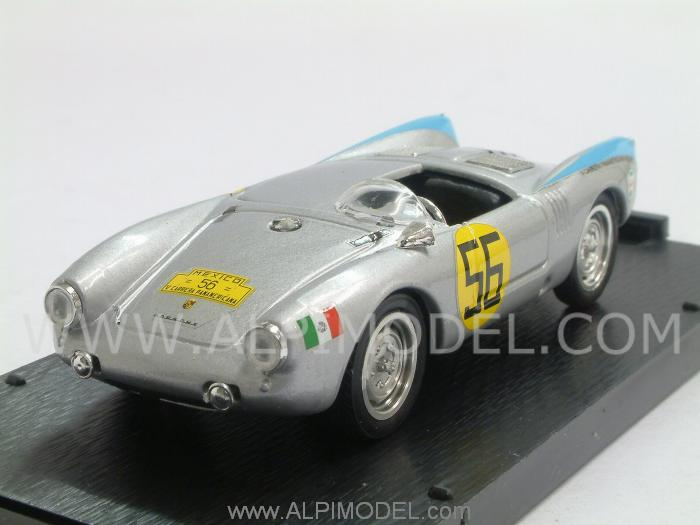 Porsche 550 RS Mexico 1954 by brumm