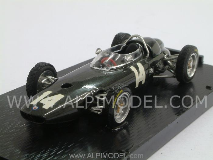 BRM P57 GP Italy 1962 Graham Hill by brumm