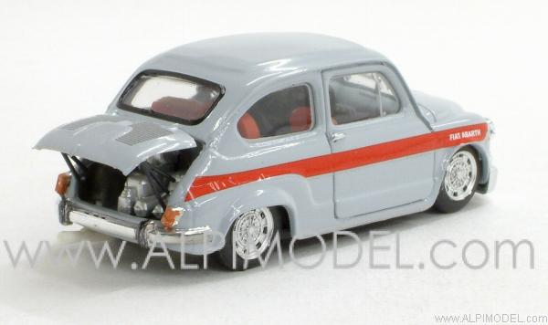 Fiat Abarth 850 TC Corsa 1966 (update model) - brumm