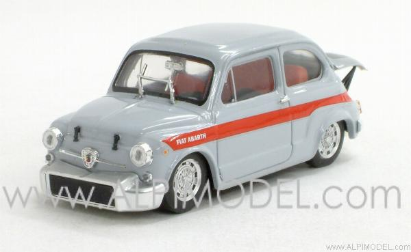 Fiat Abarth 850 TC Corsa 1966 (update model) by brumm