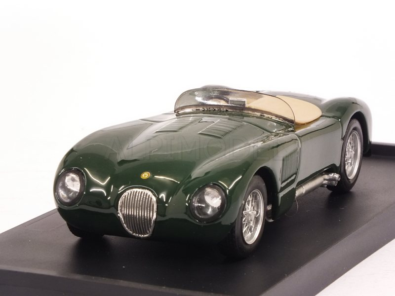 Jaguar C Type street 1953 (British Racing Green) by brumm