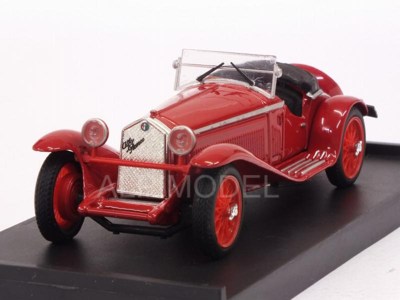 Alfa Romeo 1750 GS Zagato 1931 (Alfa Red) by brumm