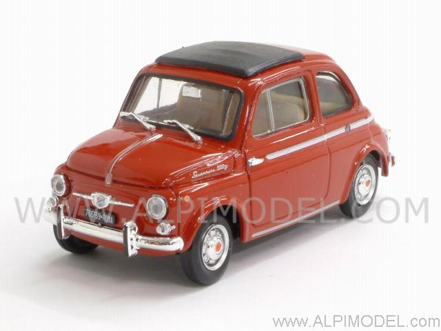Giannini 590 TV 1963 (Red) by brumm