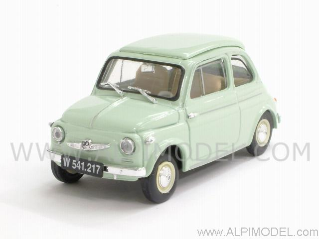 Steyr Puch 500 D 1959 (Light Green) by brumm