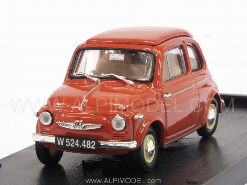 Steyr Puch 500 D 1959 (Rosso Corallo) by brumm
