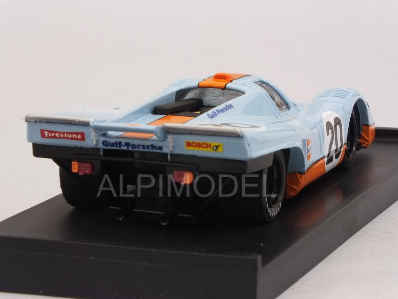 Porsche 917K #20 Le Mans 1970 Siffert - Redman (update model) - brumm