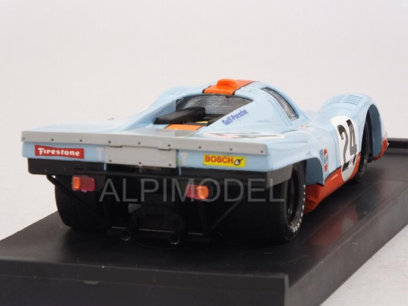 Porsche 917K #24 Winner 1000 Km Spa 1970 Siffert - Redman (update model) - brumm