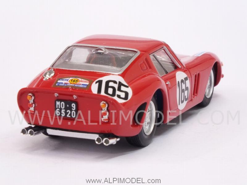 Brumm Ferrari 250 Gto 165 Winner Tour De France 1963