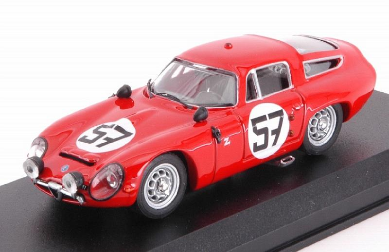 Alfa Romeo TZ1 #57 Le Mans 1964 Bussinello - Deserti by best-model