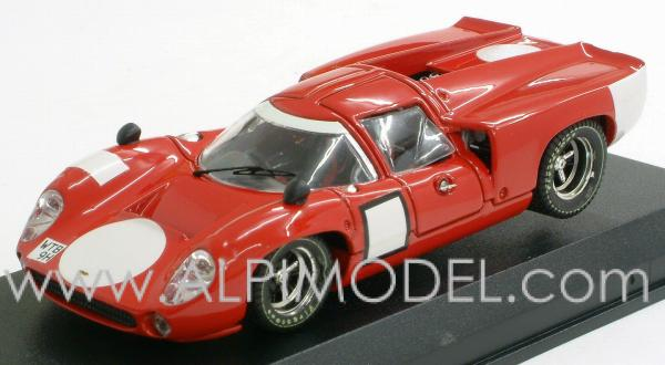 Lola T 70 Coup� 1967 Test (red) by best-model