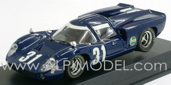 Lola T 70 Coup� 1000Km Spa 1968 Epstein-Liddell by best-model