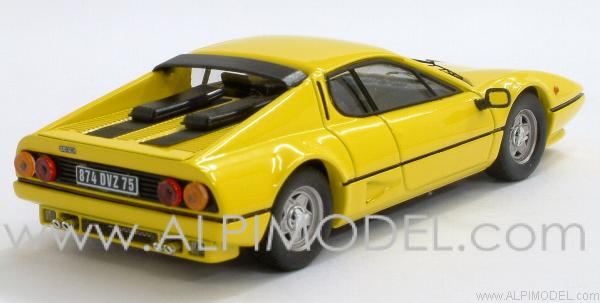 Ferrari 512 BB 1976 (Yellow) - best-model