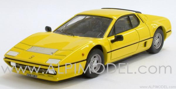 Ferrari 512 BB 1976 (Yellow) by best-model