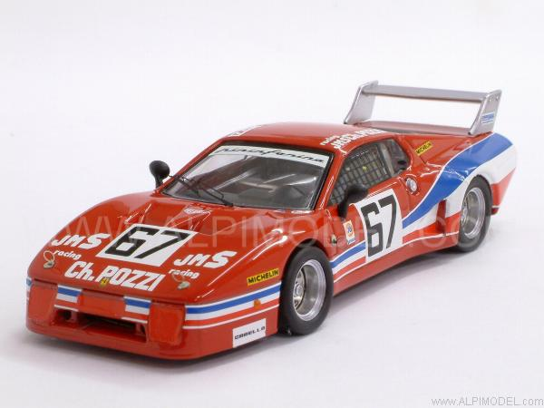 Ferrari BB LM #67 Daytona 1979 Ballot Lena-Leclere by best-model