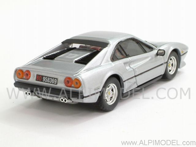 Ferrari 208 GTB Turbo 1982  (Metallic Grey) - best-model