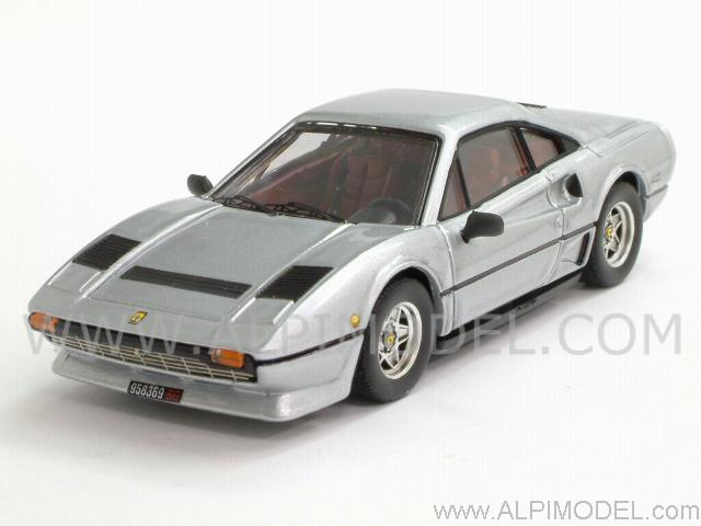 Ferrari 208 GTB Turbo 1982  (Metallic Grey) by best-model