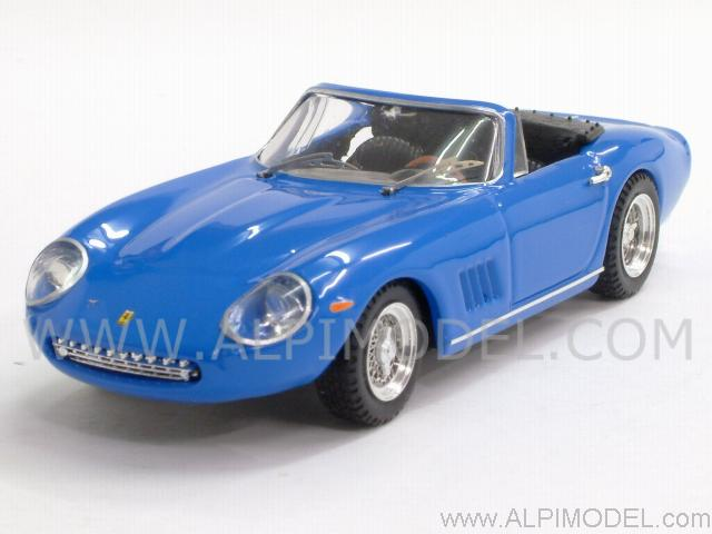Ferrari 275 GTB Spider - Steve Mc Queen by best-model