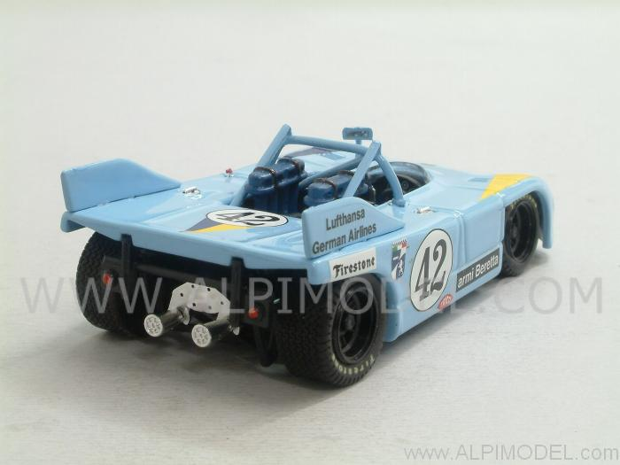 Porsche 908/3 #42 Watkins Glen 1972 Joest - Casoni - best-model
