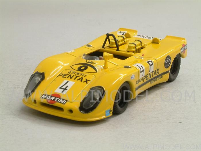 Porsche 908/2 #4 Nurburgring 1970 by best-model