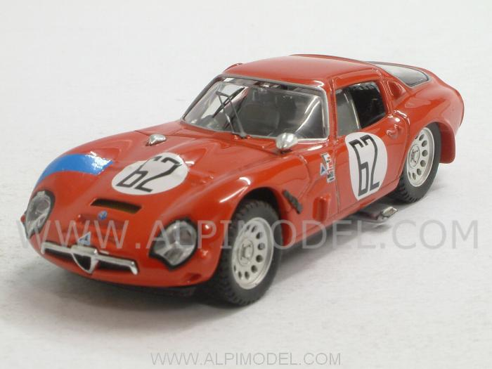 Alfa Romeo TZ2 #62 Sebring 1966 Bianchi - Consten by best-model