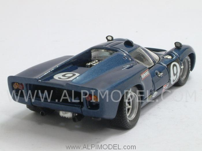 Lola  T70 Coupe #9 Daytona 1969 Jordan - Patrick - best-model